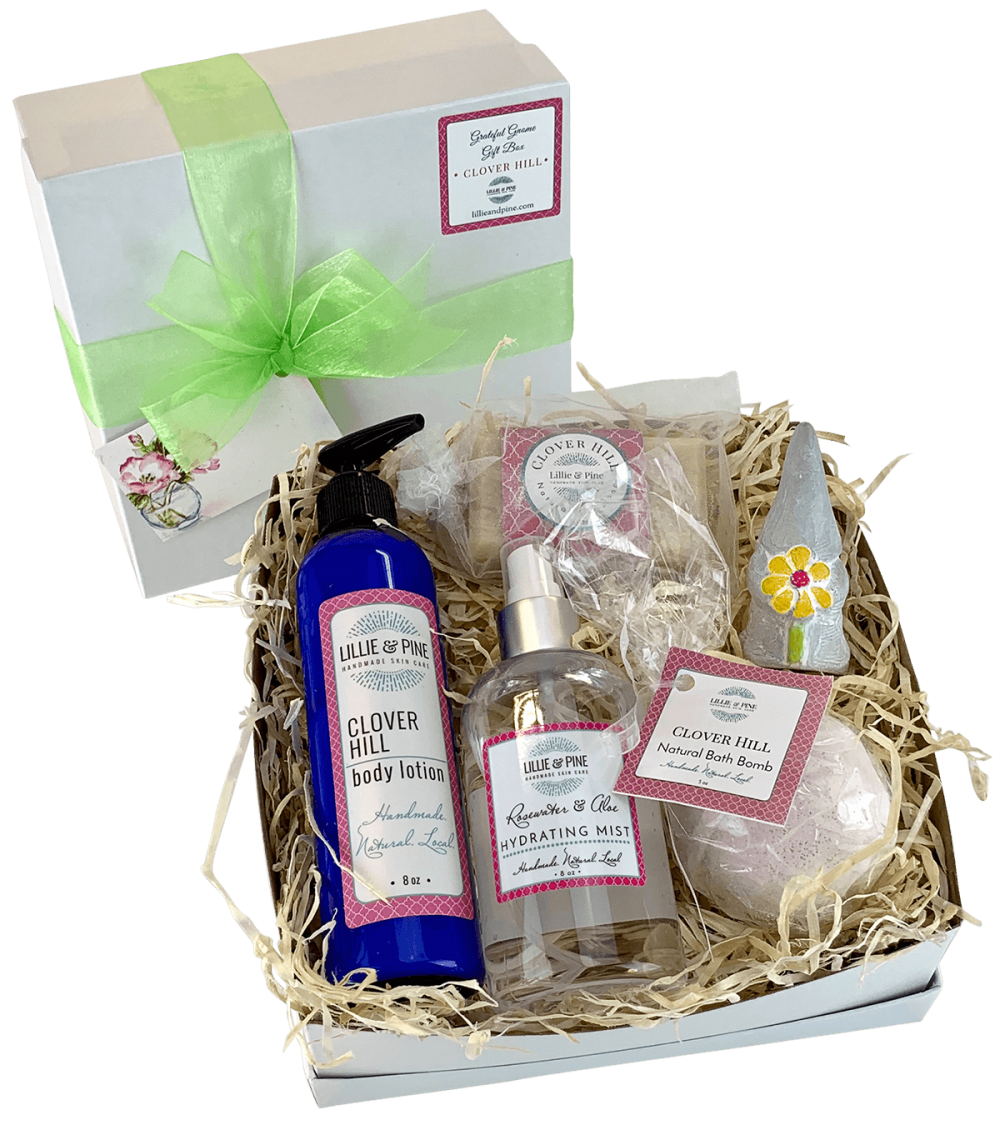 Grateful Gnome Gift Set