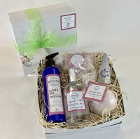 Mother's Day gift of Lilly and Pine Health and Beauty Products